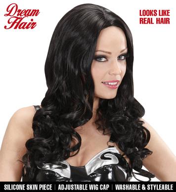 GISELE WIG - BLACK (DREAM HAIR)