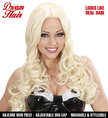 GISELE WIG- BLONDE (DREAM HAIR)