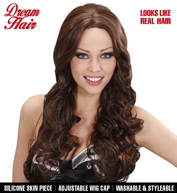 GISELE WIG- BROWN (DREAM HAIR)