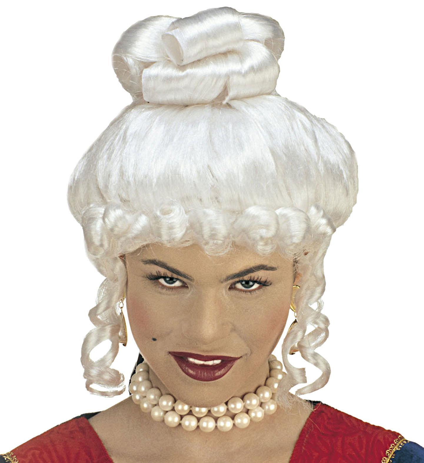 Countess Jolanda Wig Fancy Dress