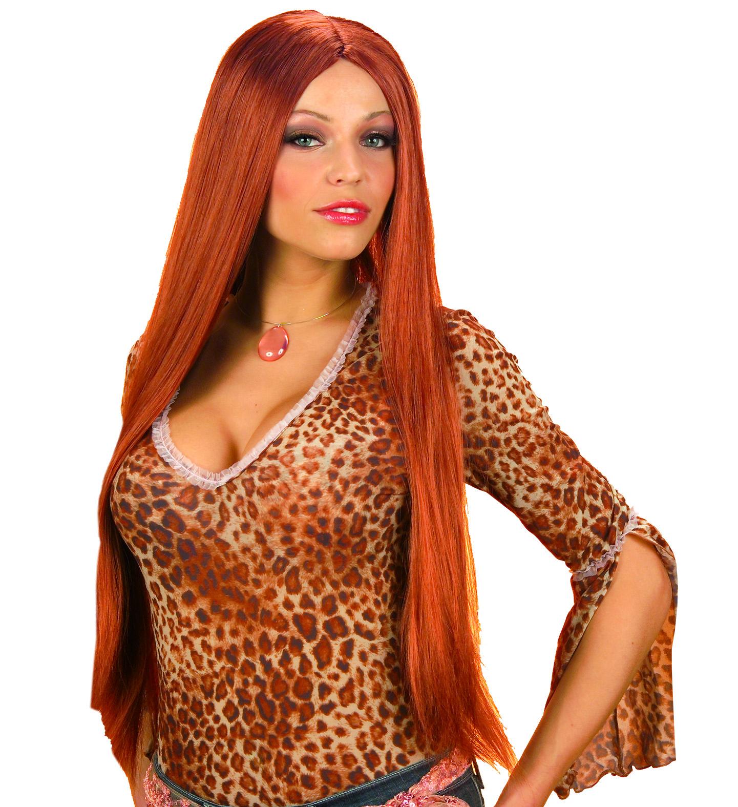 Extra Long Wig - 75cm Fancy Dress