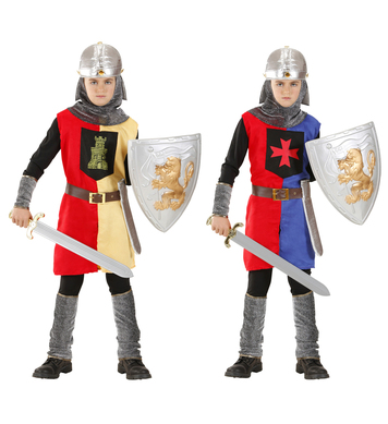 MEDIEVAL WARRIOR 2cols Childrens