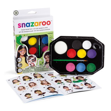 FACE PAINTING KIT - UNISEX