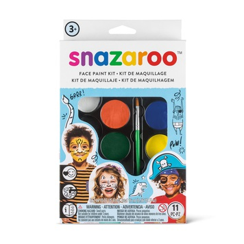 FACE PAINTING KIT - BOY