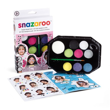 FACE PAINTING KIT - GIRL