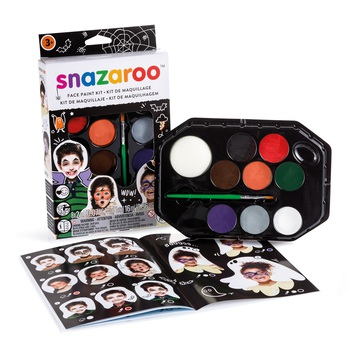 HALLOWEEN FACE PAINTING KIT SNAZAROO