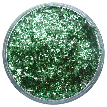 GLITTER GEL 12ml BRIGHT GREEN