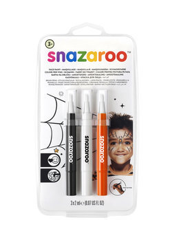 BRUSH PENS - SET OF 3 - HALLOWEEN