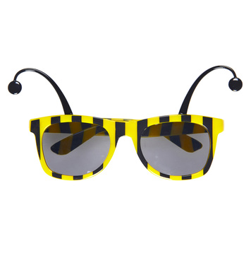 BEE GLASSES WITH ANTENNAS