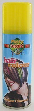 HAIRSPRAY 125ml YELLOW