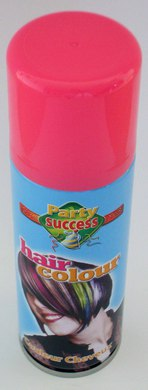 HAIRSPRAY 125ml PINK