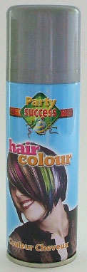 HAIRSPRAY 125ml SILVER SOLID