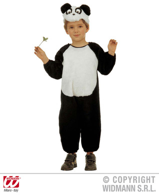 PLUSH LITTLE PANDA **(3-4yrs)