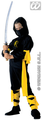 NINJA COSTUME CHILD Childrens