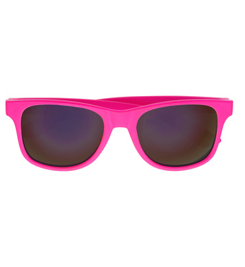 80s PINK WAYFARER GLASSES WITH REVO LENSES