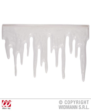 ICICLE DECORATION PVC 60x40cm