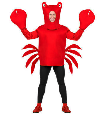 CRAB (costume, mask)