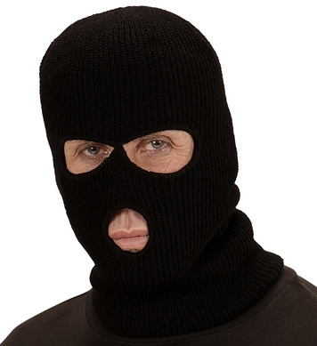 BALACLAVA MASK BLACK