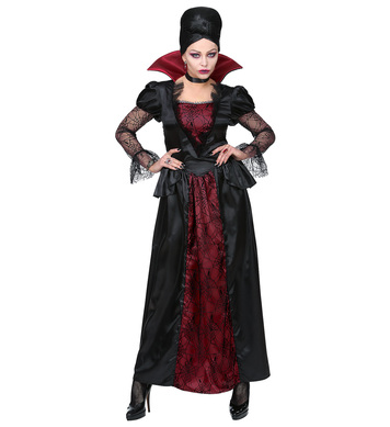 WEBBY VAMPIRESS (dress, choker)