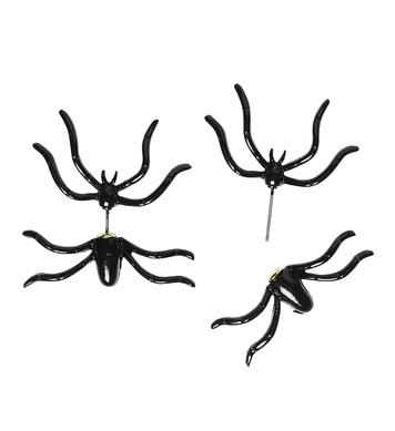 SPIDER THROUGH THE EAR EARRINGS