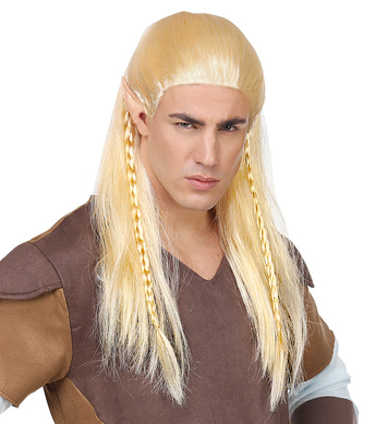 FANTASY ELF / ARCHER WIG (in box)
