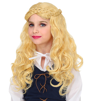 MEDIEVAL WENCH WIG (in box)
