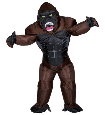 GORILLA- Adult one size