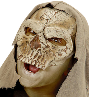 DEATHLORD CHINLESS MASK FOR CHILDREN