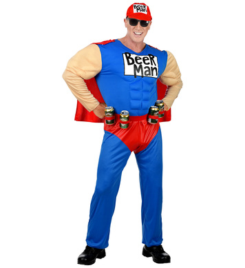 SUPER BEER MAN