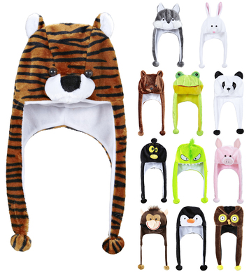 ANIMAL HAT - 12 styles