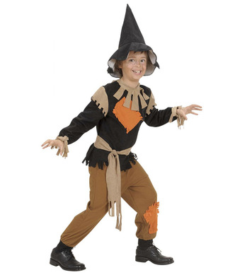SCARECROW (coat pants belt hat) Childrens