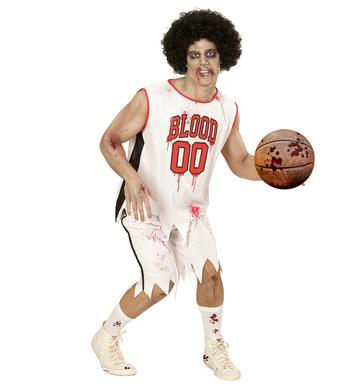ZOMBIE BASKETBALL PLAYER (shirt shorts)