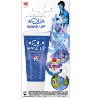 BLUE AQUA MAKEUP IN TUBE 30ml