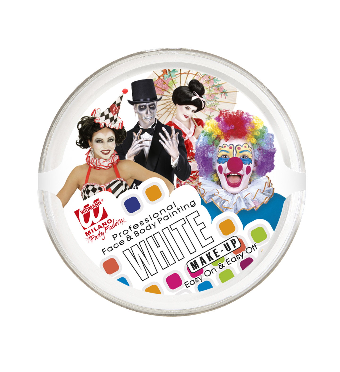 Makeup In Tray 25g Halloween Cosmetics