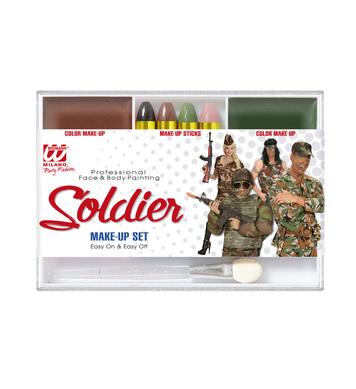 MAKEUP SET - SOLDIER