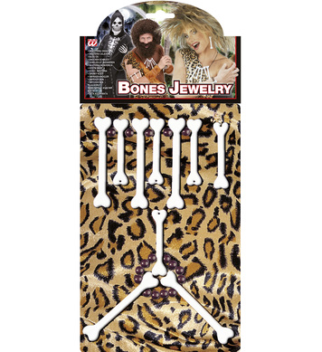 BONE JEWELLERY SET