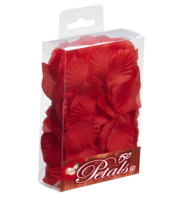 BOX OF 150 PETALS - RED