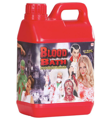 BLOOD BATH JERRY CAN 1.89L