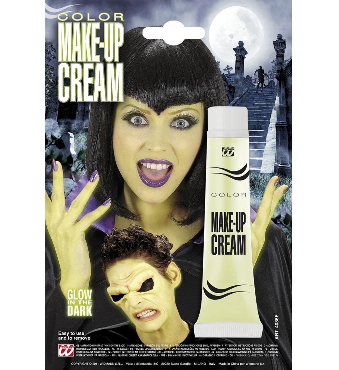 Makeup Tube - glow In Dark Cosmetics