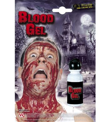 BLOOD GEL BOTTLE