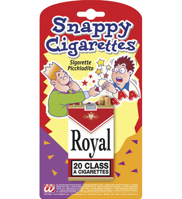 JOKE SNAPPY CIGARETTES
