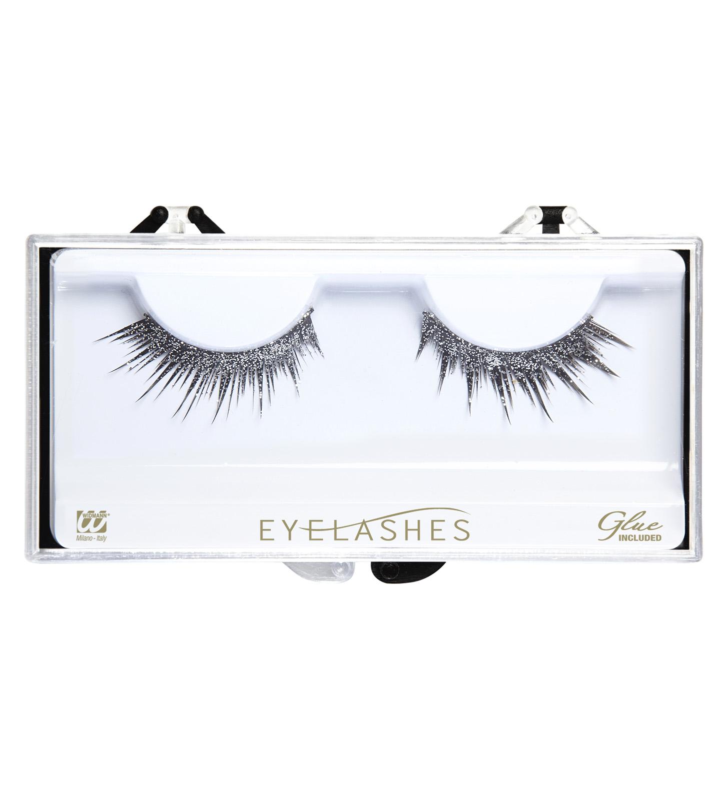 Silver glitter Eyelashes Makeup Cosmetics