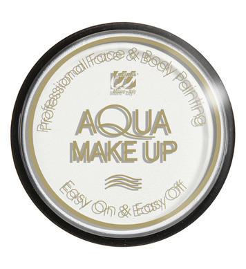 AQUA MAKEUP 15g - WHITE
