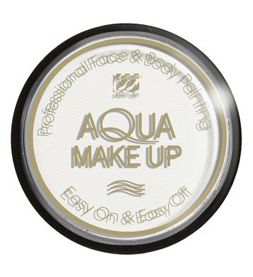 AQUA MAKEUP 30g - WHITE