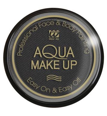 AQUA MAKEUP 30g - BLACK