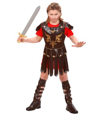 GLADIATOR (tunic armour boot covers) Childrens