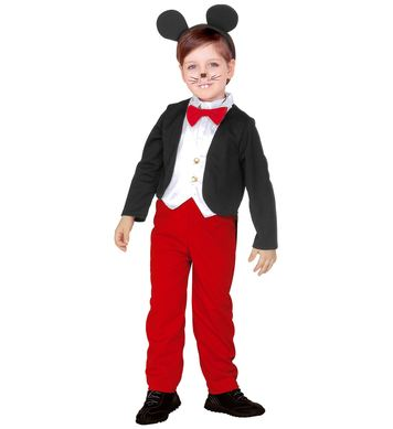 MOUSE BOY (3-4yrs/4-5yrs)**New Separate sizes