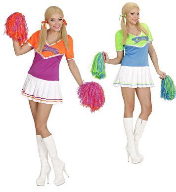 CHEERLEADER - 2 colours (dress pom poms)