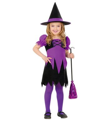 LIL WITCH (dress, hat) Childrens
