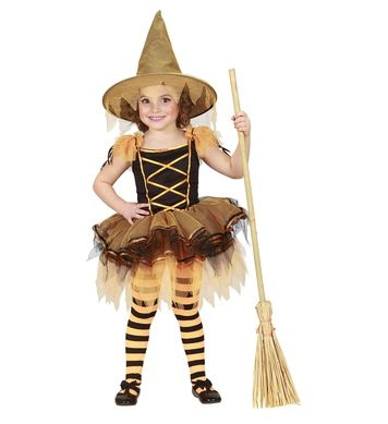 BALLERINA WITCH (tutu dress hat) Childrens